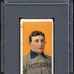 1909 Honus Wagner T206 date stamp