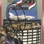 Dale Earnhardt auto Daytona 500 ticket