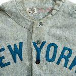 Babe Ruth 1920 jersey Yankees