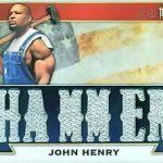 2011 Topps Triple Threads John Henry