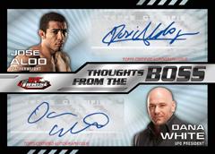 UFC Finest Dana White