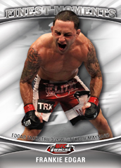 Topps 2012 UFC Finest Edgar