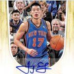 Autographed Jeremy Lin Hoops card