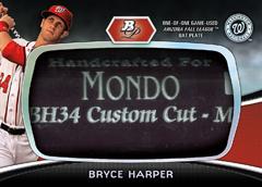 Bat Plate Bryce Harper