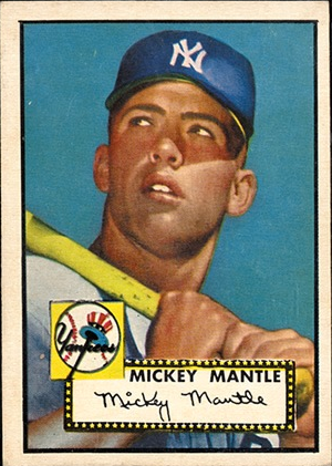 1952 Mantle