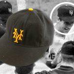 1951 Bobby Thomson Giants cap