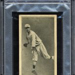 Babe Ruth rookie card 1916 Sporting News