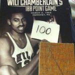 Chamberlain 100 point court piece