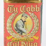 Tobacco tin Ty Cobb REA