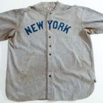 Yankees Ruth jersey