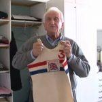 1948 England Olympic basketball jersey