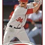 Topps Bryce Harper rookie card