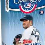 Topps 2012 Opening Day box