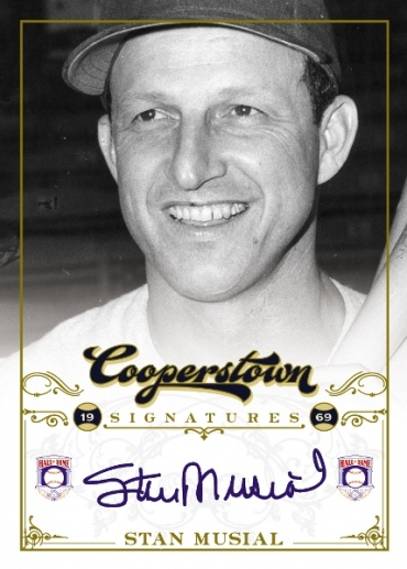 Cooperstown Musial