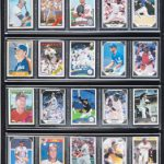 display for sports cards