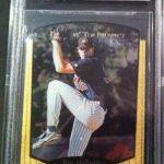 Roy Halladay 1998 Upper Deck SP rookie card