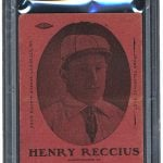 Honus Wagner 1897 Reccius
