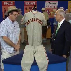 Willie Mays jersey 1961