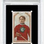 George Vezina Rookie Card 1911