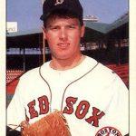 1984 Fleer Update Roger Clemens rookie card