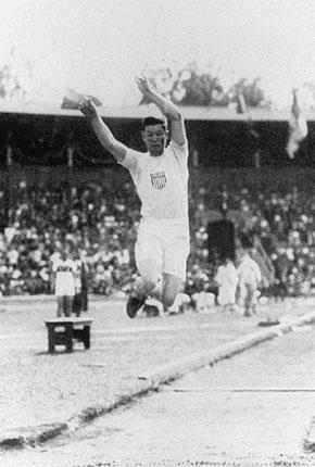 Jim Thorpe at 1912 Olympics