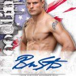 Topps 2012 UFC auto Brian Stann