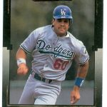 Mike Piazza 1992 Donruss Phenoms rookie card