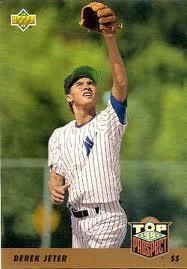Derek Jeter 1993 Upper Deck