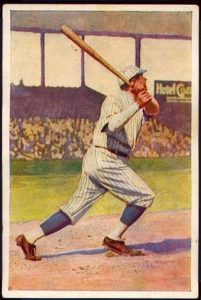 Babe Ruth Sanella 1932-33