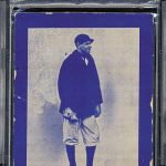 1914 Babe Ruth rookie card Baltimore Sun