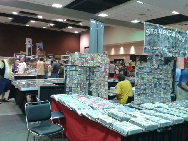 All-American Sports Collectors Show