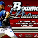 Bowman Platinum box 2012