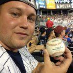 home run ball