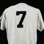 Mickey Mantle 1964 World Series jersey