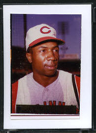 Original Topps Photo 1962 Stamps Frank Robinson