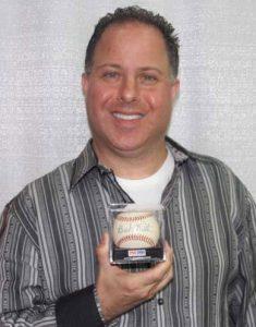 Babe Ruth ball bought by Jeff Rosenberg