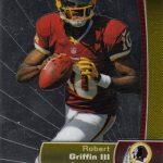 Robert Griffin III 2012 Finest Rookie card