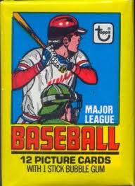 1979 Topps baseball pack