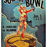 Sugar Bowl program 1949