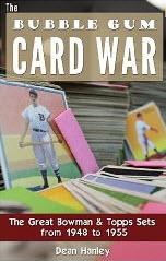 Bubble Gum Card War