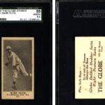 1916 Globe Store Babe Ruth