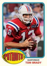 Tom Brady 2013 Topps Archives football
