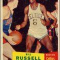 1957-58 Topps Bill Russell
