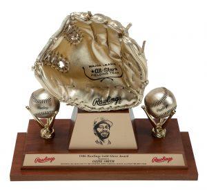 Gold Glove Ozzie Smith