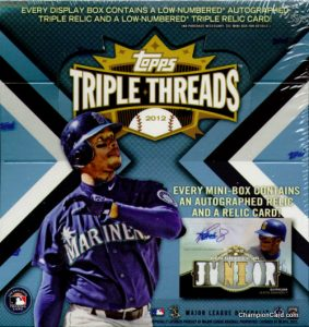 Triple Threads 2012