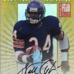 Walter Payton Barry Sanders Passing the Torch