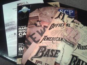 Auction catalogs sports memorabilia