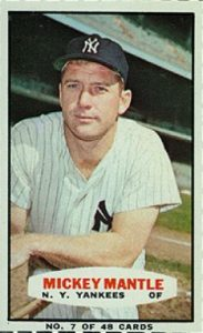 Mickey Mantle Bazooka 1966-67