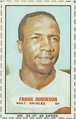 Frank Robinson 1966 Bazooka