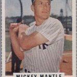 Mickey Mantle 1960 Bazooka